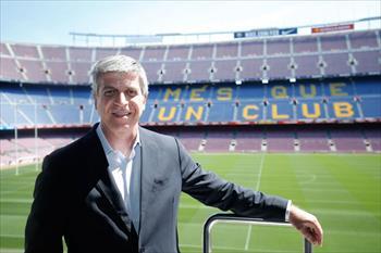 استقالة نائب رئيس نادي برشلونة لهذا السبب