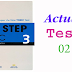 Listening Big Step TOEIC 3 - Actual Test 02
