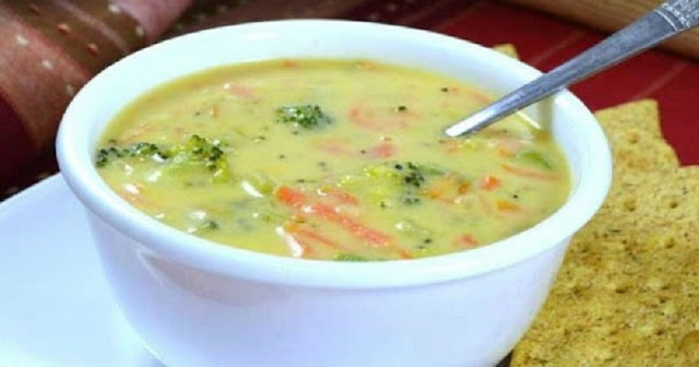 Red Lentil Detox Soup