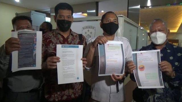Ketum KNPI Desak Prabowo Mundur Digantikan Sufmi Dasco, Waketum Gerindra Lapor Bareskrim
