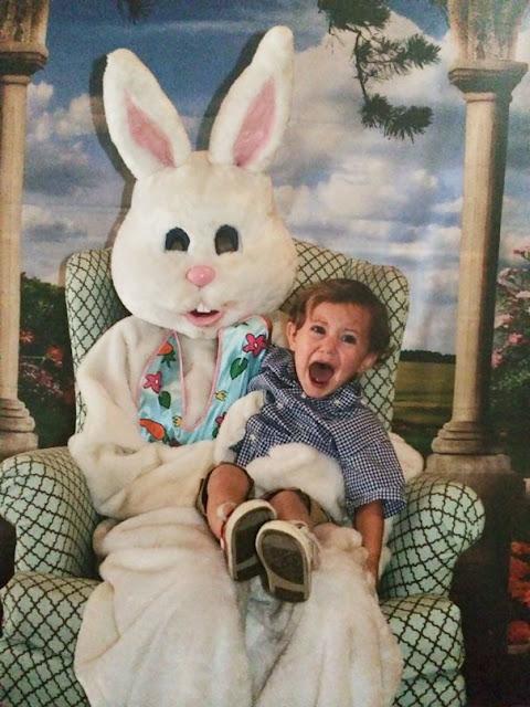 Beginilah Menyeramkannya Rupa Kelinci Paskah di Masa Lalu
