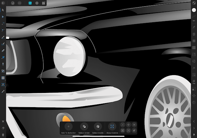 Affinity Designer iPad PC and Mac