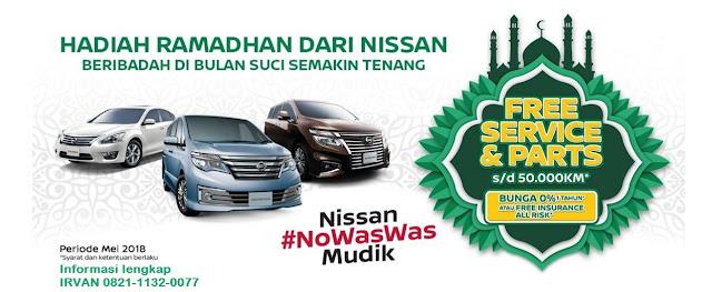 PROMO NISSAN JAKARTA SPESIAL RAMADHAN 2018