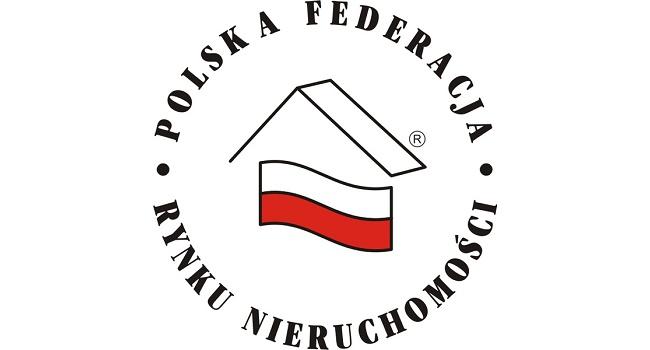 Logo Polskiej Federacji Rynku Nieruchomości