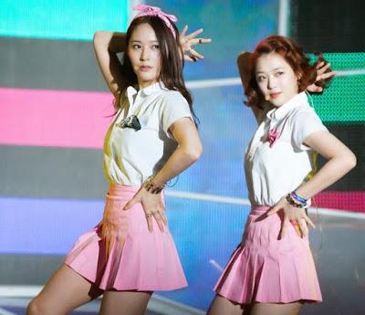 kpop f(x) roupas