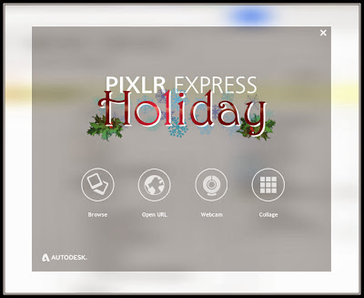 Pixlr Express: Extreme Holiday Edition!