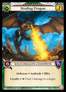 EPIC Draka Dragon Tyrant Character Card Sleeves 60//pk