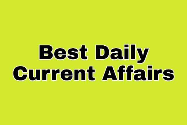 Top Current Affairs 12 February 2021