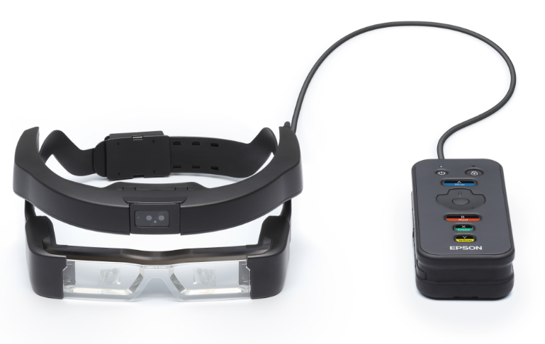 Epson Moverio Smart Glasses