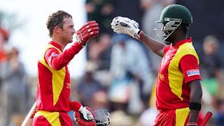 Zimbabwe vs UAE Highlights - 8th Match - Pool B | ICC Cricket World Cup 2015