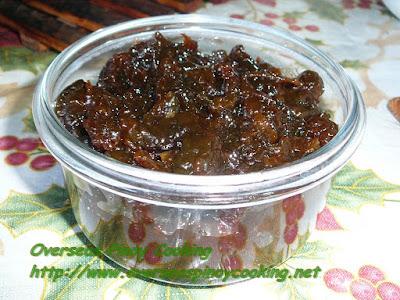 Kamias Jam, Ginger Lily Jam Recipe