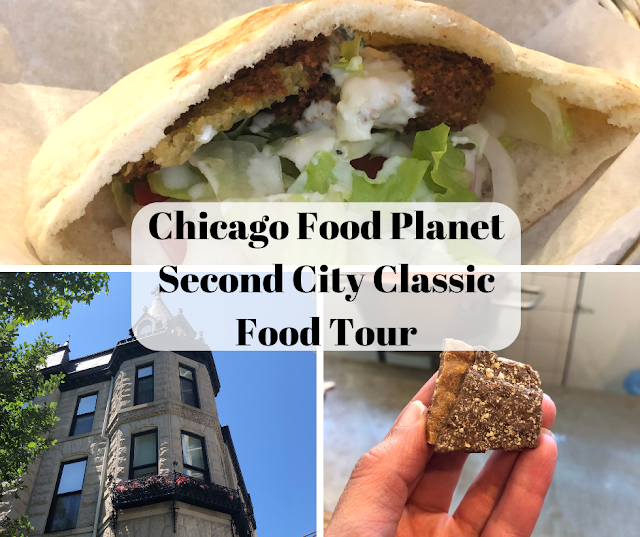 Chicago Food Tours with Chicago Food Planet: Exploring a World of Food, Architecture and History