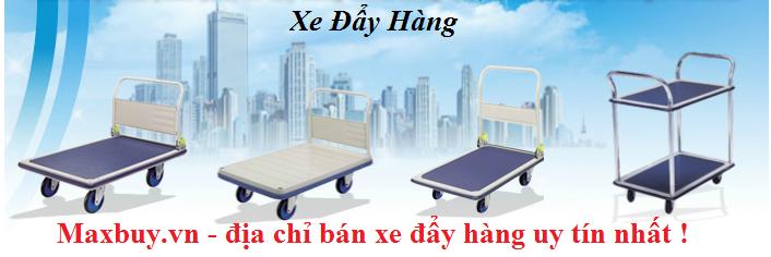 maxbuy cung cấp sản phẩm xe đẩy hàng
