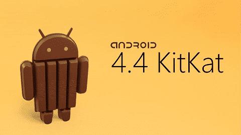 KitKat adalah nama Android K