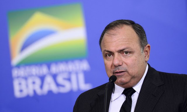 Ministro da Saúde diz na TV que vacinação contra Covid começa neste mês e que Brasil exportará vacinas