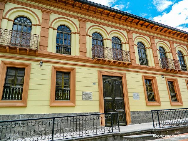 Museu Histórico de Cotacachi, Equador