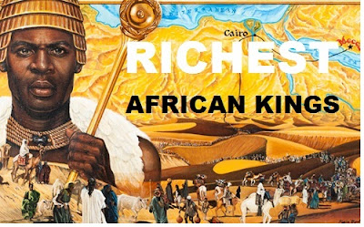 Richest African Kings