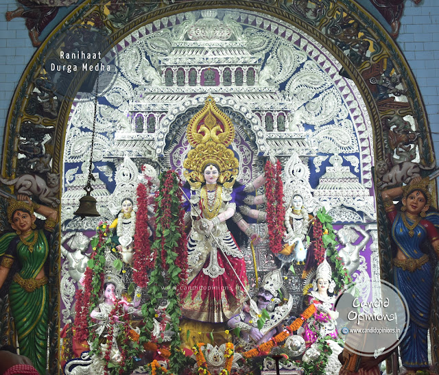 Durga Puja at Ranihaat