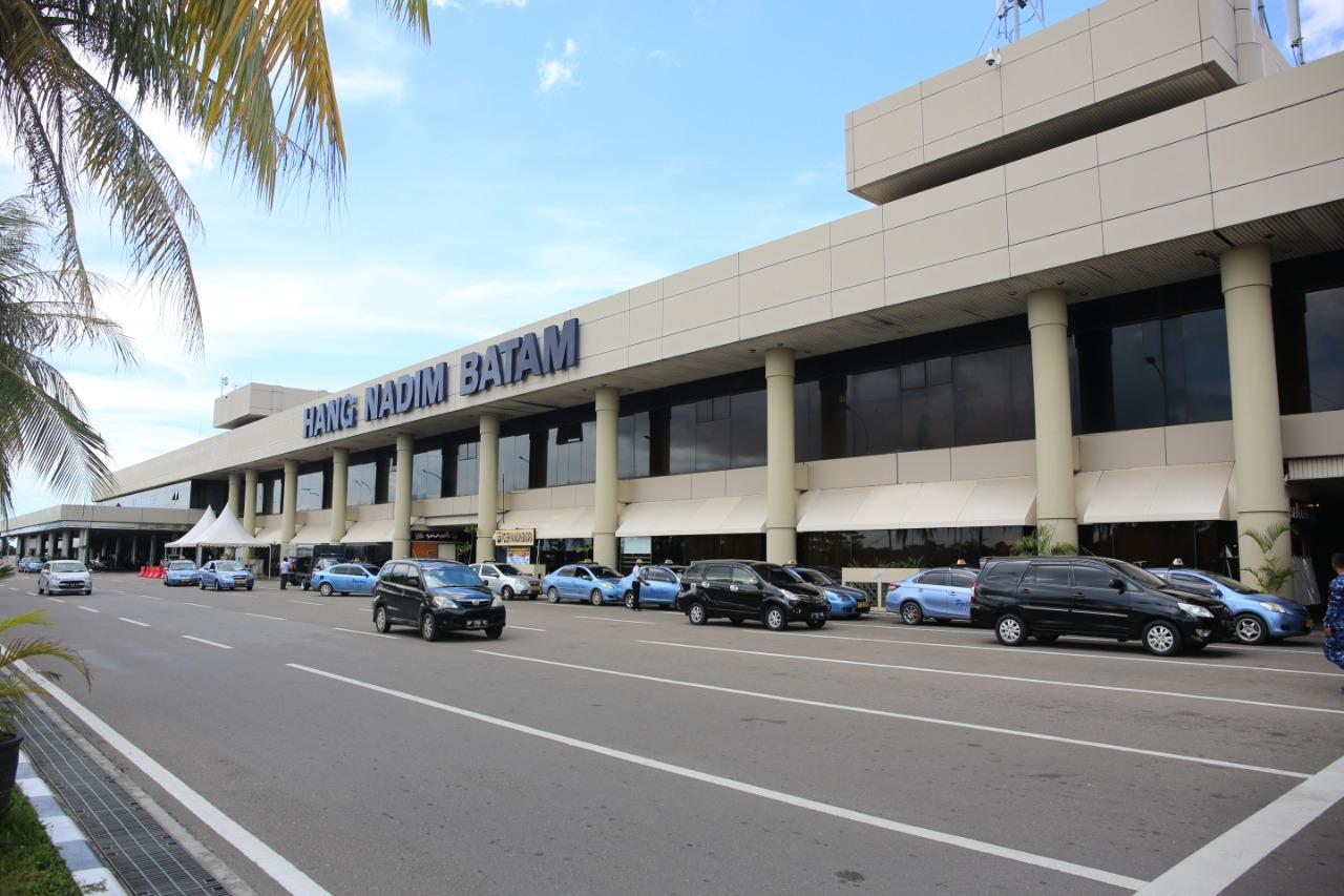 Akibat Pandemi Covid-19, Arus Lalu Lintas Angkutan Udara Bandara Hang Nadim 2020 Mengalami Penurunan