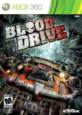 یاری بۆ ئێكس بۆكس Blood Drive XBOX360 torrent