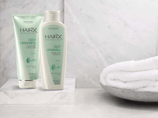 HairX - Deep Cleansing