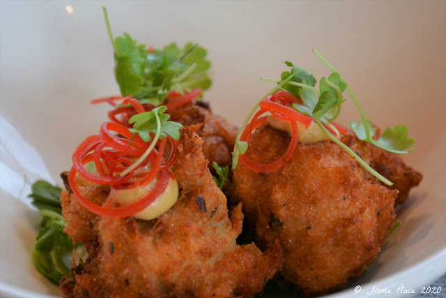 Carlson's Landing Crab Fritters