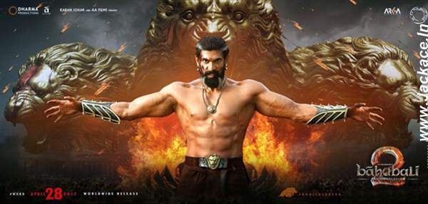 Baahubali 2: The Conclusion First Look Poster 8
