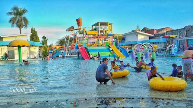 Waterpark Tirta Mas Indah Cilacap: Lokasi, Rute, dan Harga Tiket