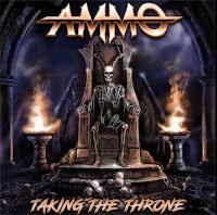 """Το ep των Ammo """"Taking The Throne"""""""
