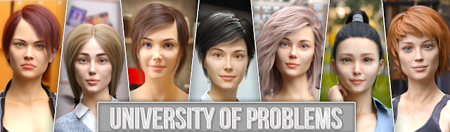 University of Problems 0.6.0 Extended