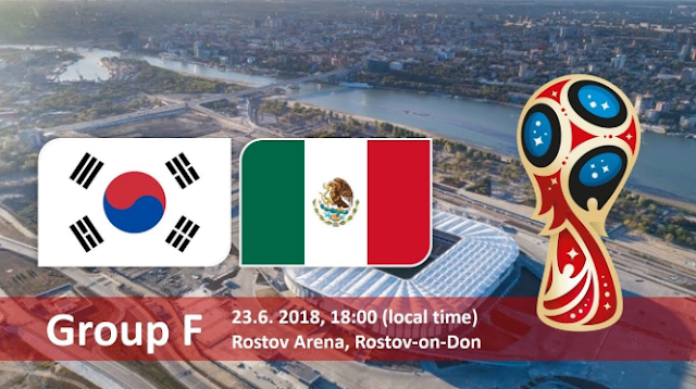 اهداف مباراة كوريا الجنوبية والمكسيك South Korea vs Mexico في مونديال 2018 في روسيا