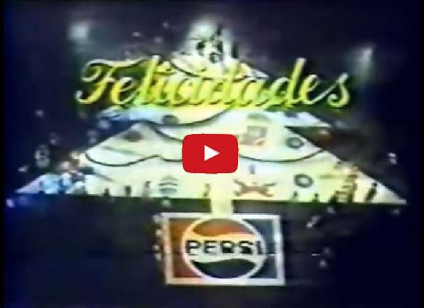 Llegó la Navidad de Pepsi del pasado