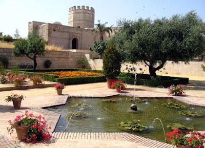 alcázar, jerez, turismo, cadiz, cádiz, provincia, historia, arquitectura
