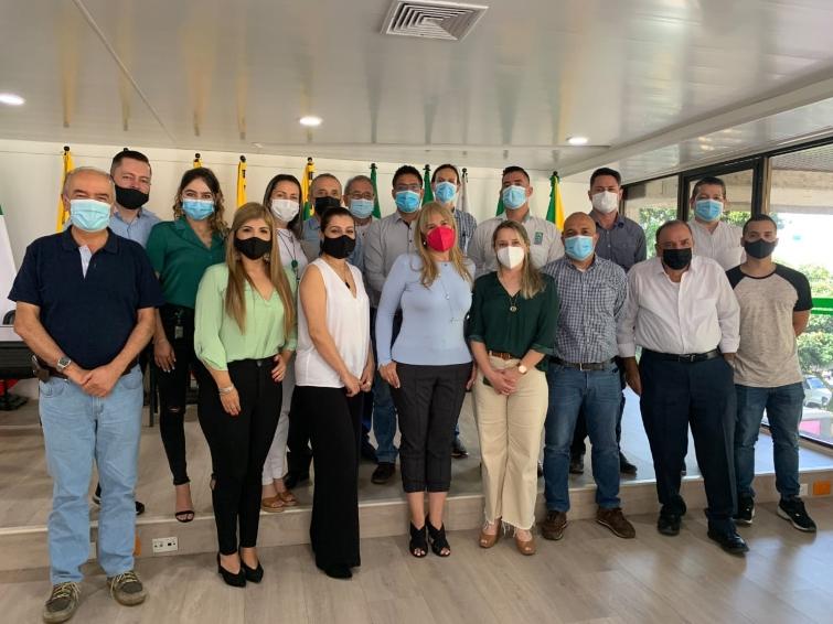 En Risaralda se instaló Consejo Departamental de Gestión para el Cambio Climático