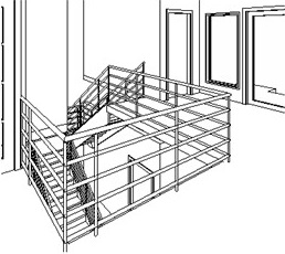 Revit Architecture 2013 Essential: Working with Railing