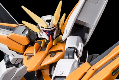 HG 1/144 Gundam Harute (Final Battle Ver.) Official Images