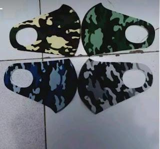 masker dewasa motif