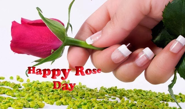 sms Happy Rose Day