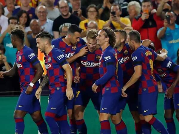 تشكيلة المتوقعة برشلونة ضد غرناطة عبر سوفت سلاش