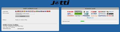 Jotti-Scanner