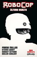 Robocop, último asalto: colección completa