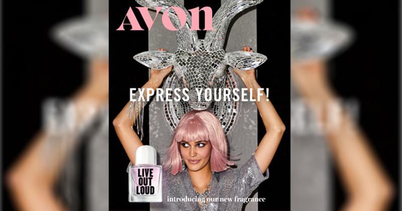 BIZARRO: Novo Catálogo Avon apresenta  simbolo satânica Baphomet