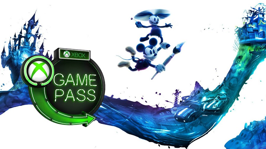 xbox game pass 2019 disney epic mickey 2 xb1