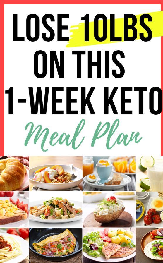 7 Days Of Keto