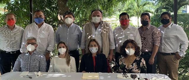 Ex dirigentes del PRI en Mérida sugieren buscar  la reconciliación al interior del partido