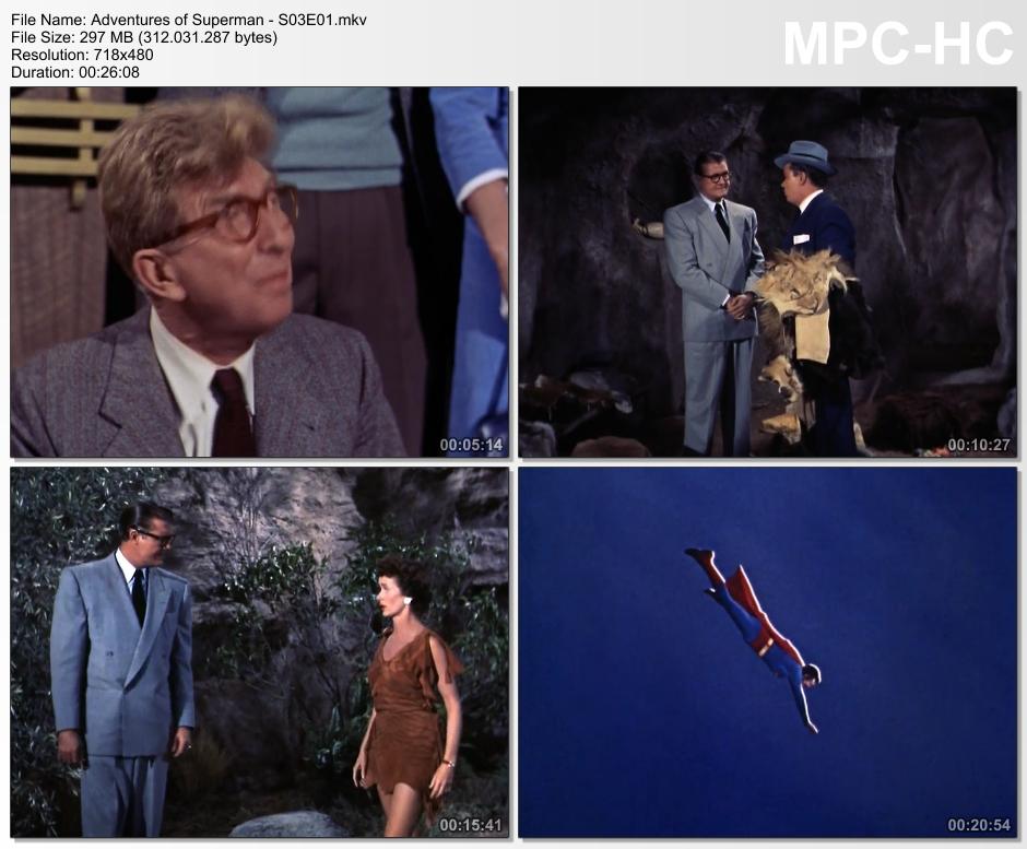 [size=14][b]AS AVENTURAS DO SUPER-HOMEM (SÉRIE PARA TV) – 1952-1958 2