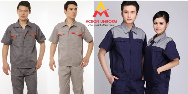 Mẫu đồng phục bảo hộ lao động 12