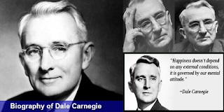Biography Dale Carnegie, Motivator For All Times