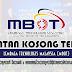 Jawatan Kosong di Lembaga Teknologis Malaysia (MBOT) - 21 Jun 2019