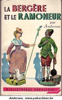Andersen, La bergère et le ramoneur